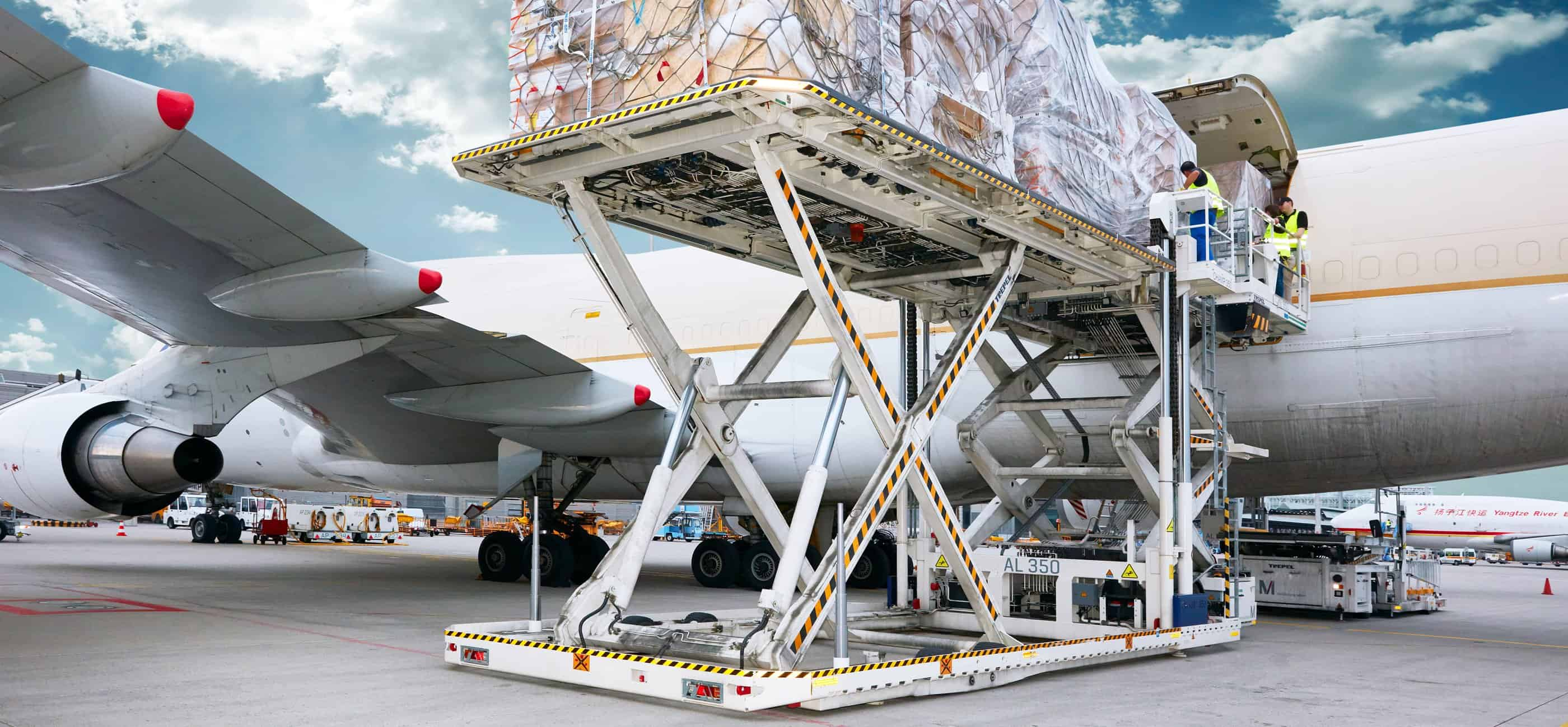 aircraft hi loaders