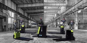 Clark completes low-lift truck series with Li-Ion technology with further models.