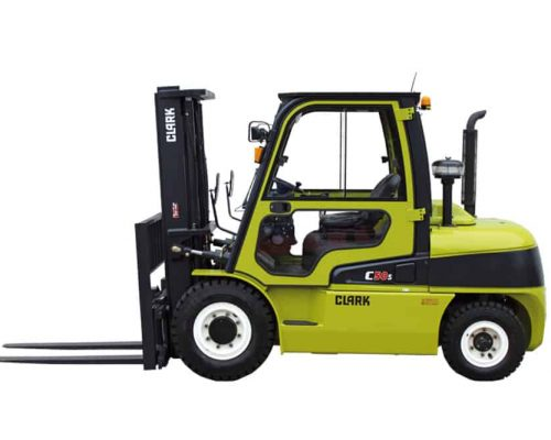 Clark Forklift with diesel or LPG drive C40-55s (2)