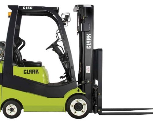 Compact forklift with LPG drive C15-20sC (1)