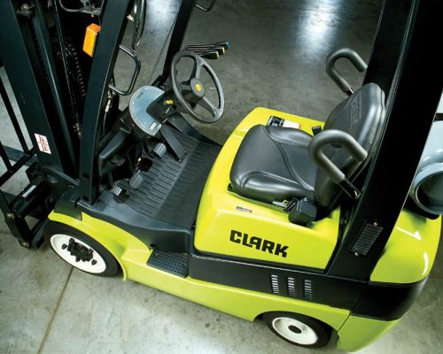 Compact forklift with LPG drive C15-20sC (4)