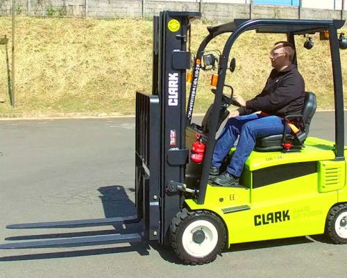 Electric four-wheel forklift GEX16-20s (4)