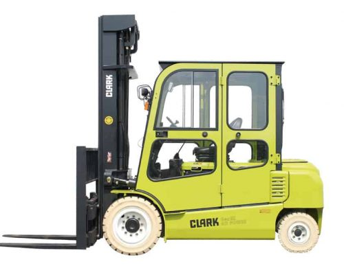 Electric four-wheel forklift GEX40-50 (1)