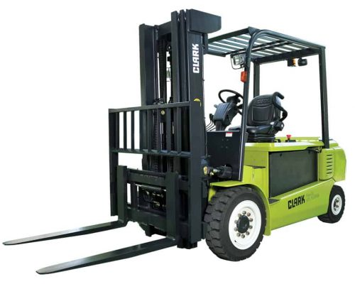 Electric four-wheel forklift GEX40-50 (6)