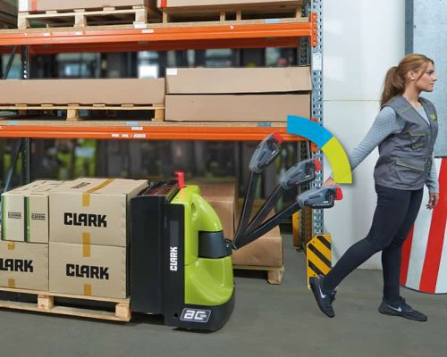 Electric low lift pallet truck WPX20 (4)