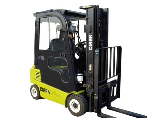 Electric three-wheel forklift GTX16-20s (5)