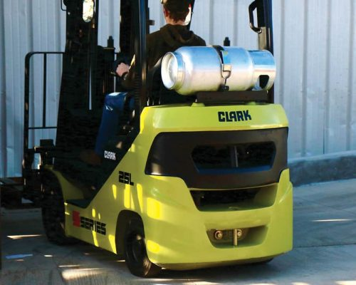 Forklift with LPG drive S20-32C (5)