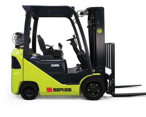 Forklift with LPG drive S20-32C (6)