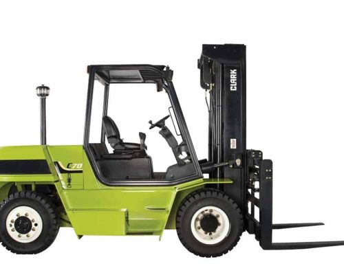 Forklift with diesel or LPG drive C60-80 (1)