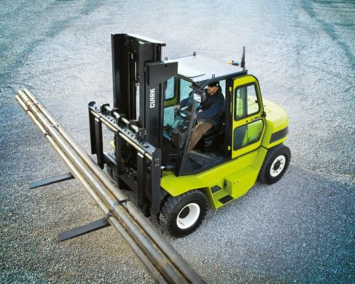 Forklift with diesel or LPG drive C60-80 (4)